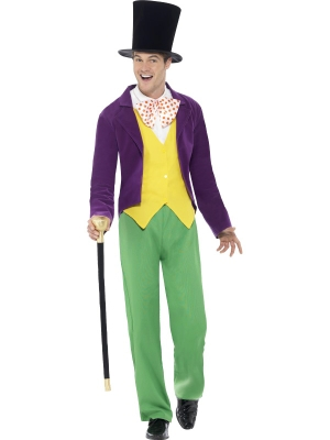 Willy Wonka Costume
