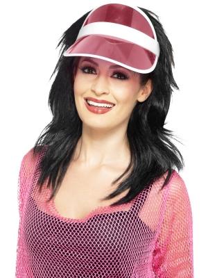 Солнце защитная кепка, розовая