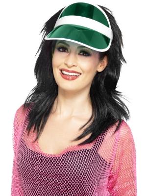 Saules cepure, zaļa