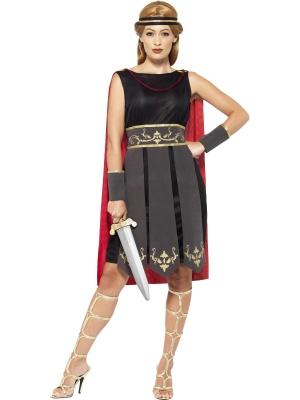Romiešu cīnītājas kostīms