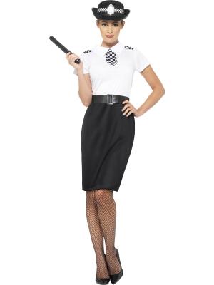 Britu policistes kostīms