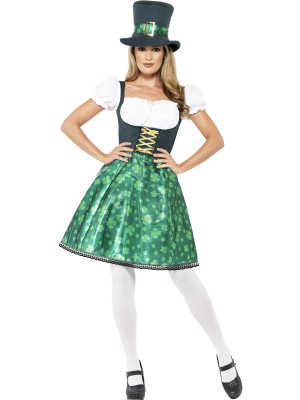 Leprechaun Lass Costume