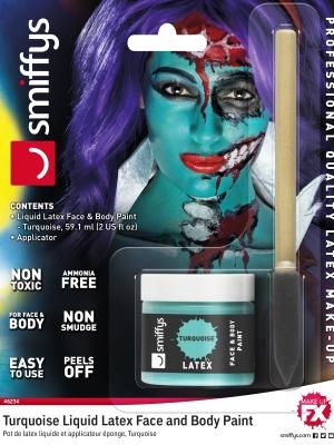 Lateksa Make-Up, tirkīza