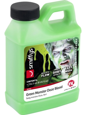 Mākslīgās asins, zaļas, 2,36 l