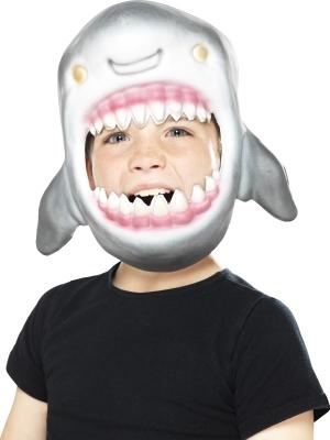 Shark Full Head Mask