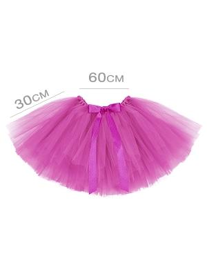 Tutu apakšsvārki, tumši rozā, 60 x 30 cm