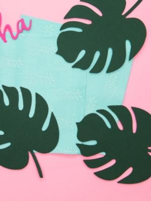 6 gab, Galda kartes Aloha, 14.5 x 11 cm