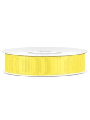 Lente rievota, dzeltena, 15 mm x 25 m