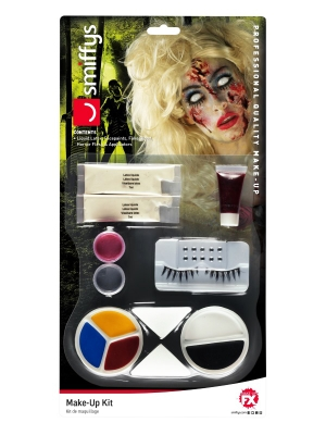 Pasaku zombija make up komplekts