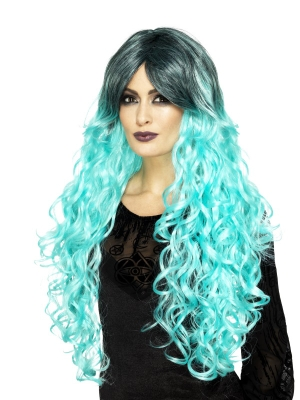 Готический парик шарма