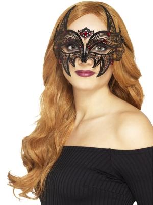 Velna Filigrāna metāla maska