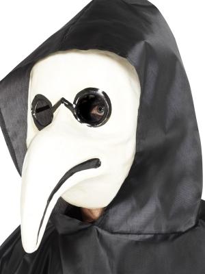 Autentiska  mēra ārsta maska