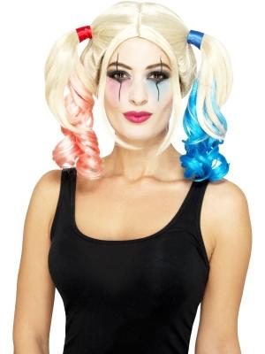 Harley Quinn parūka