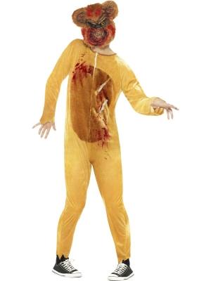 Lāča Zombija kostīms (sieviešu / vīriešu)