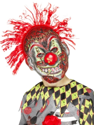 Twisted Clown Mask, Childs