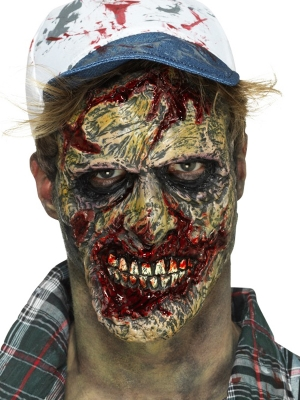 Zombija sejas elements