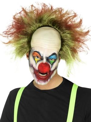 Ļaunā klauna parūka