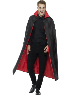 Reversable Vampire Cape