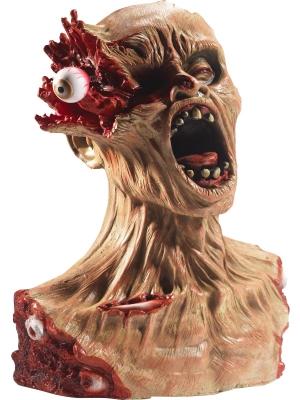 Zombijs ar izsprāgušu aci, 40 cm x 33 cm x 22 cm