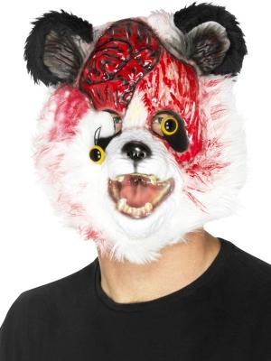 Zombija Pandas maska