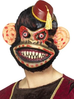 Zombie Toy Monkey Mask