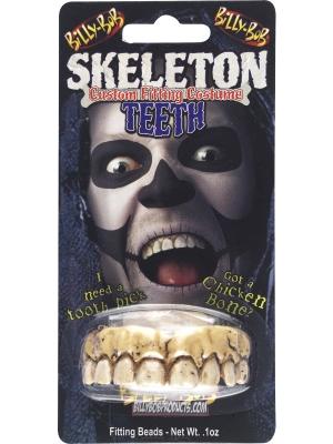 Зубы скелета