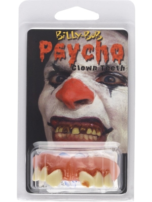 Psihiska klauna zobi