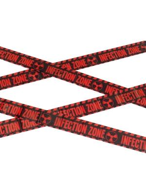 Lente, Uzmanību Zombiju inficēta zona, 6 m