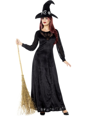 Deluxe Witch Craft Costume