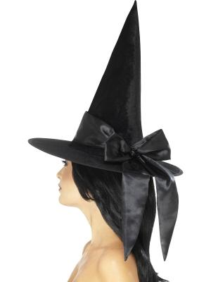 Raganas cepure ar melnu banti