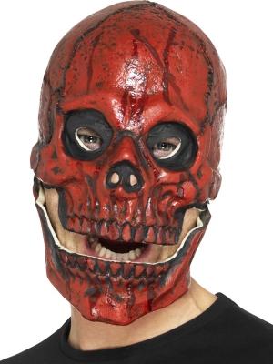 Asins galvas kausa maska