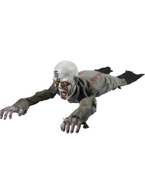 Animēta zombija dekorācija, 110 x 30  x 30 cm