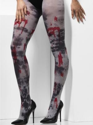 Necaurspīdīgas zombija zeķubikses