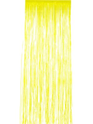 Lietutiņa aizskars, dzeltens, 91 cm x 244 cm