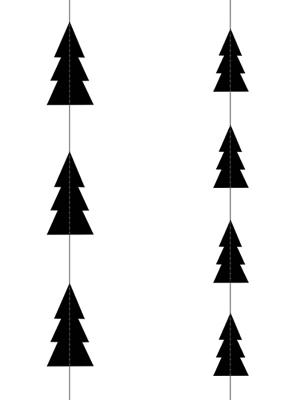 2 gab, Virtene Egles, melna, 180 cm