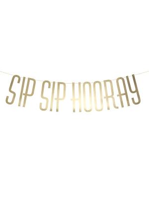 Virtene Sip Sip Hooray, 14x70cm