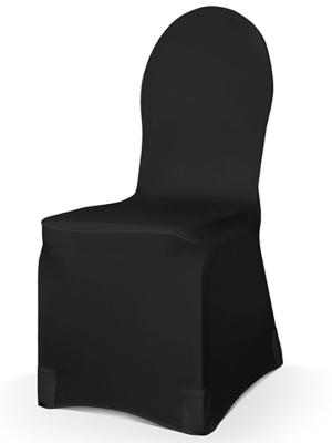 Krēsla pārvalks, melns