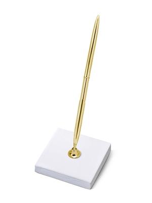 Pildspalva ar statīvu, 8 x 8 x 16.5 cm