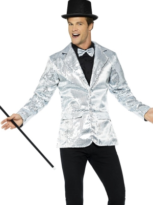 Sequin Jacket, Mens