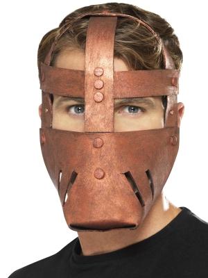 Romiešu cīnītāja maska