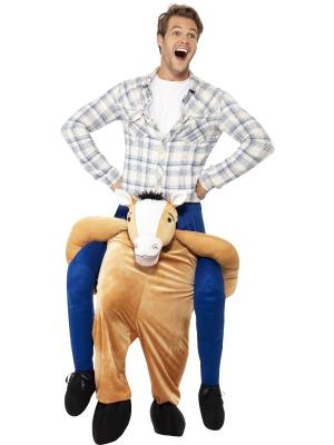 Kostīms - zirga mugurā