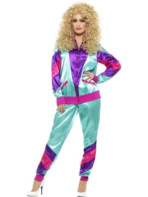 80. gadu sporta tērps