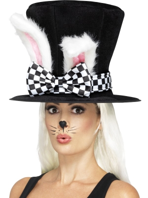 Tea Party March Hare Top Hat