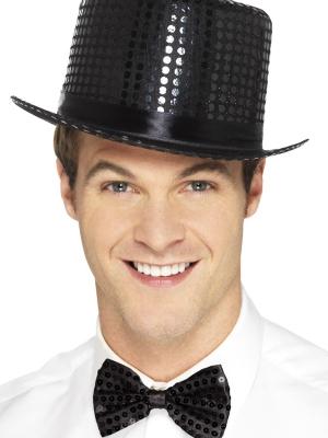 Sequin Top Hat
