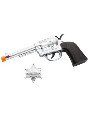 Kovboja ierocis ar piespraudi