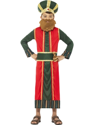 Karaļa Kaspara kostīms