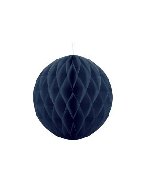 Papīra bumba, tumši zila, 30 cm