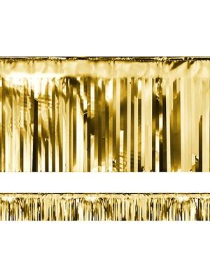 Lietutiņa virtene, zelta, 18.5 x 400 cm