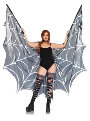 Zirnekļa tīkla spārni