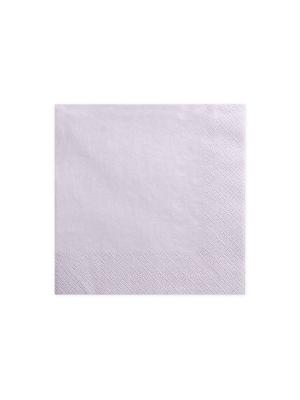 20 gab, Salvetes, gaiša lavanda, 33 x 33 cm